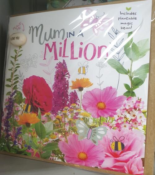 Mum in a Million Card