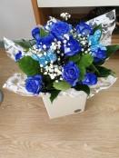 Lavender Blue roses